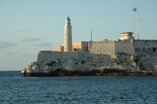 Attraits touristiques à Cuba : Old Havana, Castles and Fortifications