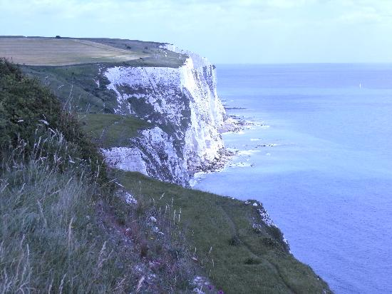 Attraits touristiques au Royaume-Uni : The White Cliffs of Dover