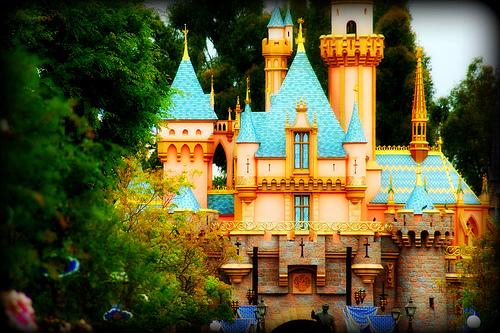 Touristic attractions of United States : Disneyland Park