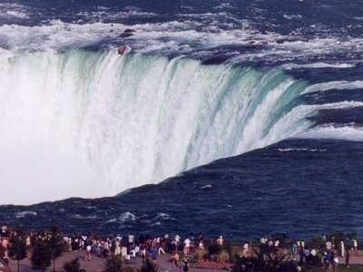 Touristic attractions of United States : Niagara Falls