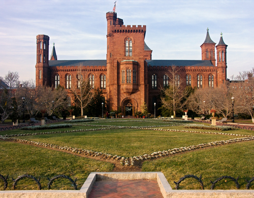 Attraits touristiques en Colombie : Smithsonian Institution/Castle