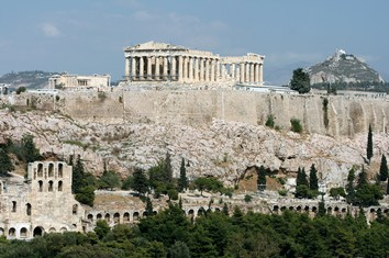 Touristic attractions of Greece