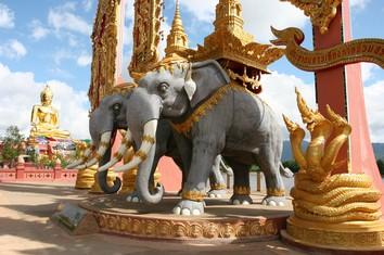 Attraits touristiques en Thailande